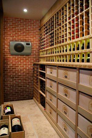 WineMaster ARM15/C25/C50 - Monobloc